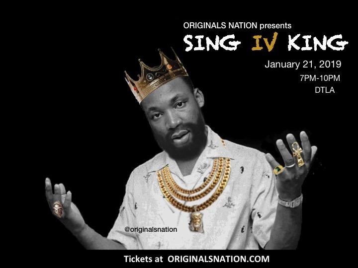 Sing IV King